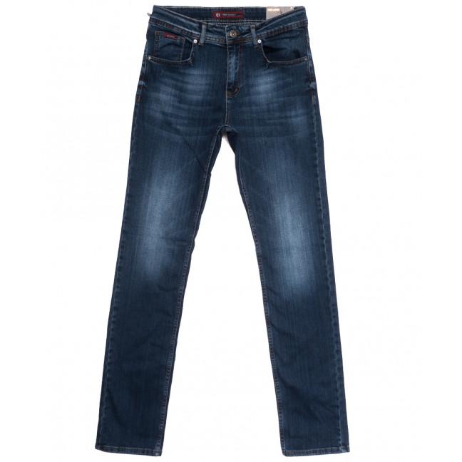 0720 Redmoon джинсы мужские синие осенние стрейчевые (31-38, 6 ед, 38-й рост) REDMOON: артикул 1112346
