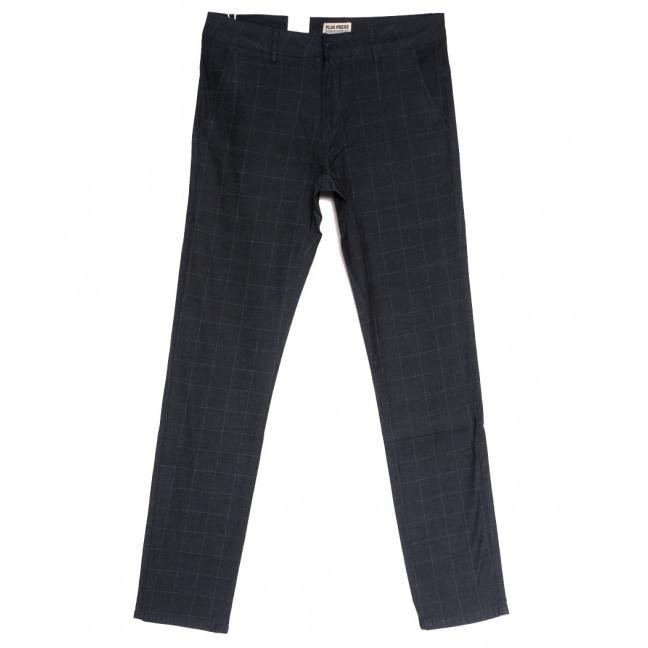 8104 Plus Press брюки мужские серые осенние коттоновые (31-38, 8 ед.) Plus Press: артикул 1112807