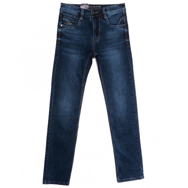 9472 Baron джинсы мужские синие осенние стрейчевые (29-38, 8 ед.) Baron: артикул 1112546