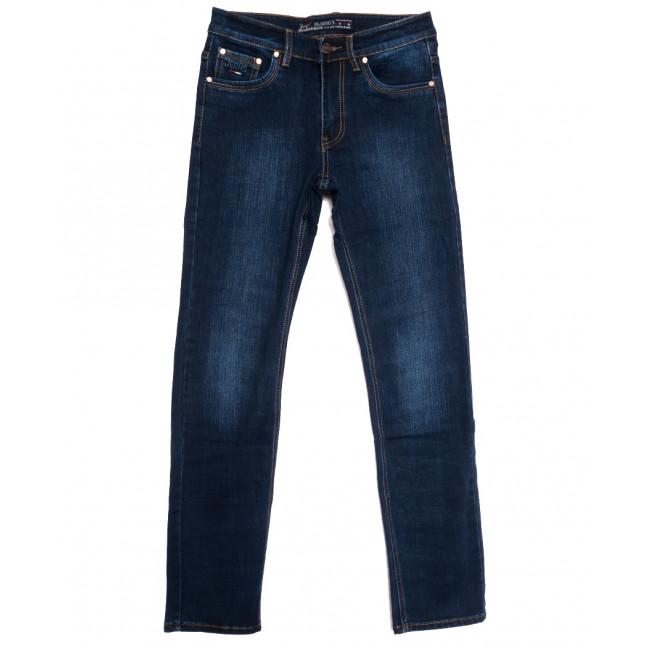 66017 Pr.Minos джинсы мужские синие осенние стрейчевые (29-38, 8 ед.) Pr.Minos: артикул 1112835