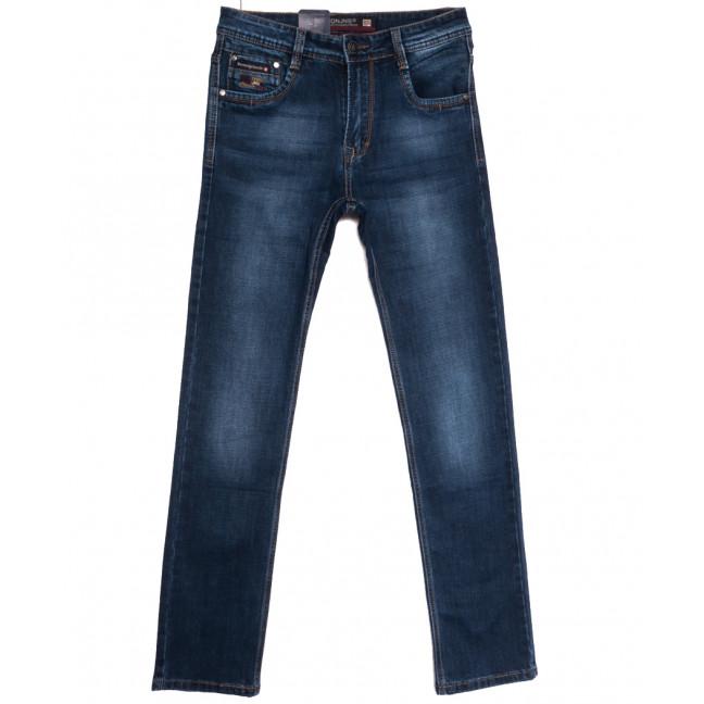 9491 Baron джинсы мужские синие осенние стрейчевые (29-38, 8 ед.) Baron: артикул 1112526
