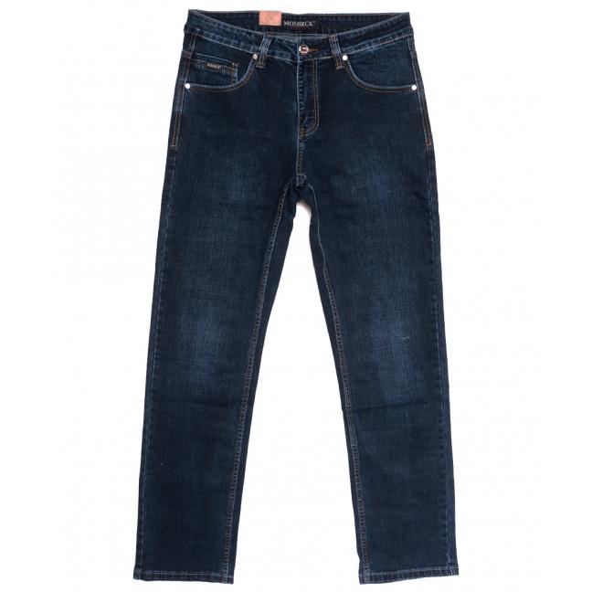 91014 Moshrck джинсы мужские полубатальные синие осенние стрейчевые (32-38, 8 ед.) Moshrck: артикул 1112621