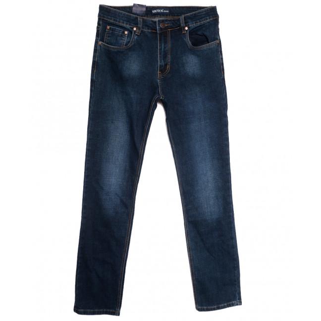 0512-1 Vicucs джинсы мужские полубатальные синие осенние стрейчевые (32-42, 7 ед.) Vicucs: артикул 1112709