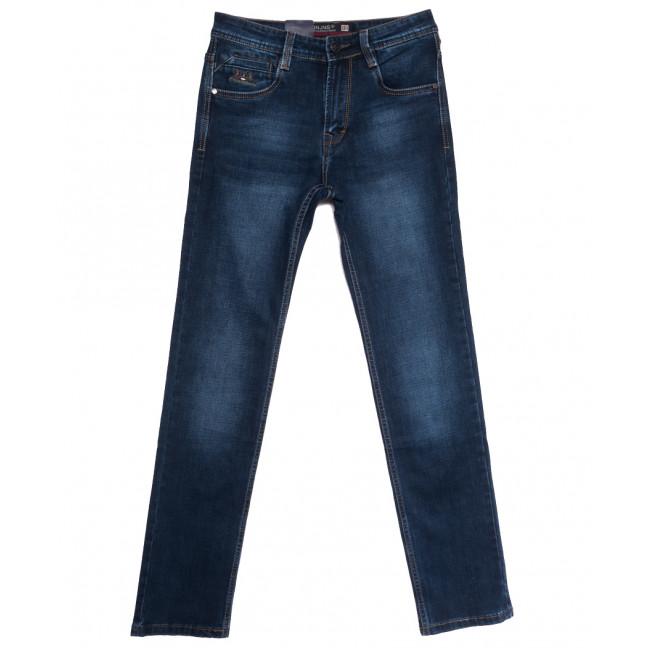9492 Baron джинсы мужские синие осенние стрейчевые (29-38, 8 ед.) Baron: артикул 1112518