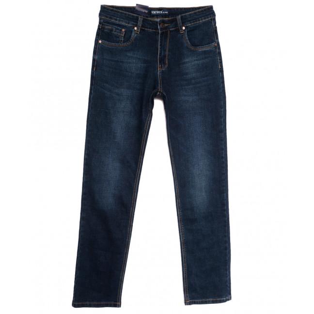 0511-1 Vicucs джинсы мужские синие осенние стрейчевые (30-38, 8 ед.) Vicucs: артикул 1112701
