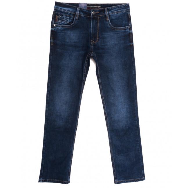 9518 Baron джинсы мужские синие осенние стрейчевые (30-38, 8 ед.) Baron: артикул 1112551