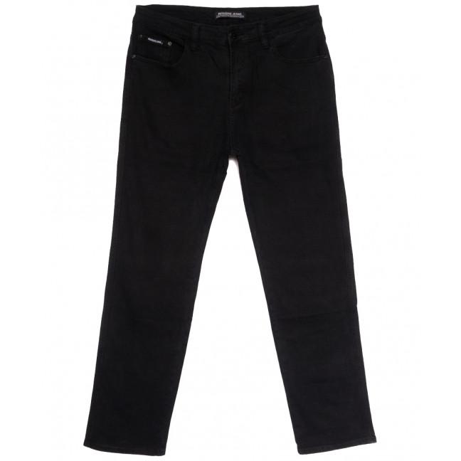 08777 (08-777) Reigouse джинсы мужские батальные черные осенние стрейчевые (36-46, 8 ед.) REIGOUSE: артикул 1112957