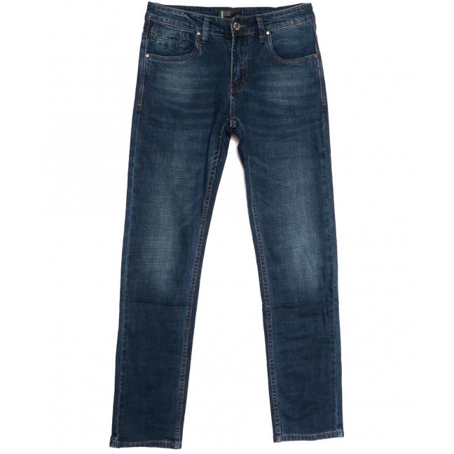 6105 Pagalee джинсы мужские синие осенние стрейчевые (29-38, 8 ед.) Pagalee: артикул 1112644
