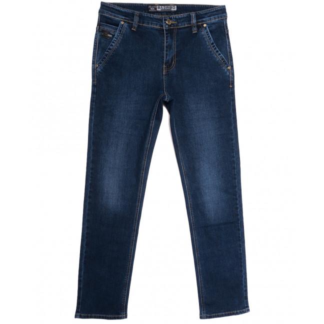 2613 Bagrbo джинсы мужские полубатальные синие осенние стрейчевые (32-38, 8 ед.) Bagrbo: артикул 1113034
