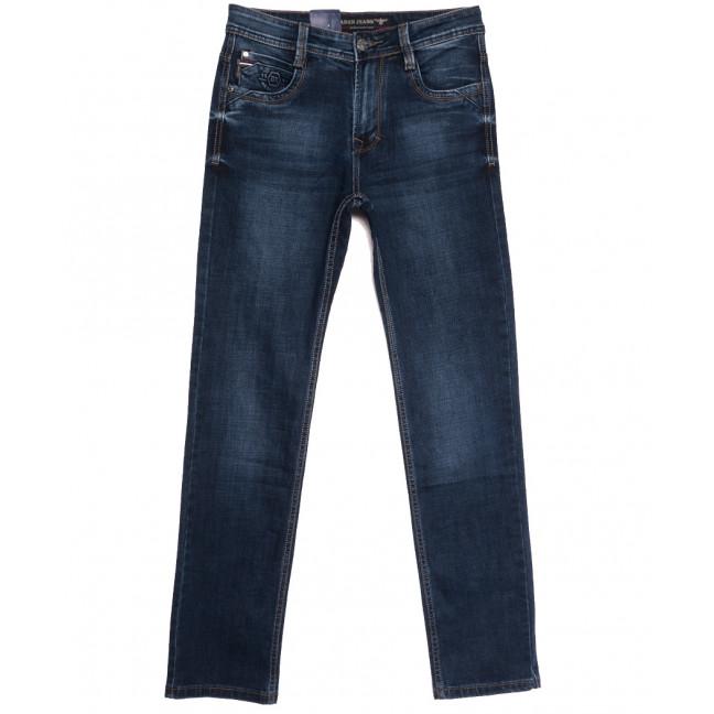 9519 Baron джинсы мужские синие осенние стрейчевые (29-38, 8 ед.) Baron: артикул 1112547