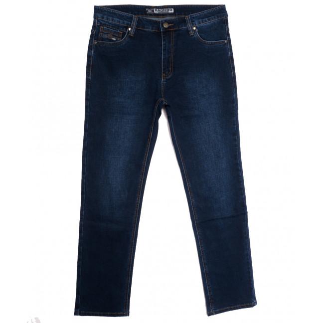 9922 Bagrbo джинсы мужские полубатальные синие осенние стрейчевые (32-38, 8 ед.) Bagrbo: артикул 1113024