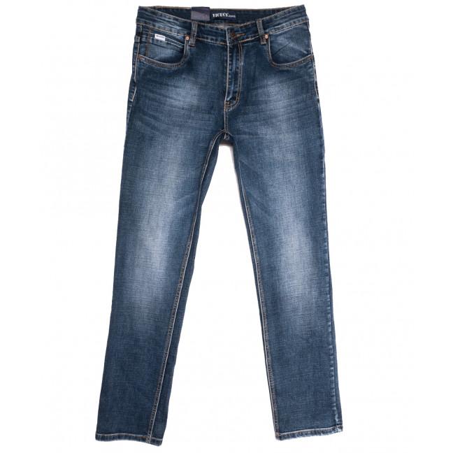 0506-3 Vicucs джинсы мужские полубатальные синие осенние стрейчевые (32-42, 7 ед.) Vicucs: артикул 1112713