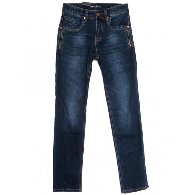 0501-1 Vicucs джинсы мужские молодежные синие осенние стрейчевые (27-33, 7 ед.) Vicucs: артикул 1112702