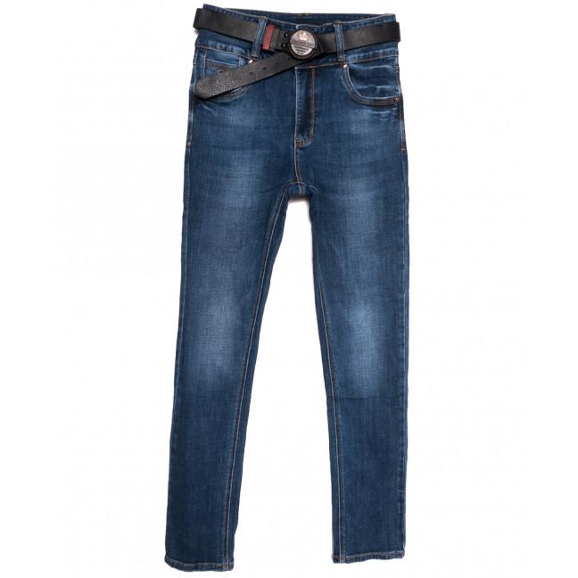 9336 Dimarkis Day джинсы женские батальные синие осенние стрейчевые (30-36, 6 ед.) Dimarkis Day: артикул 1112279