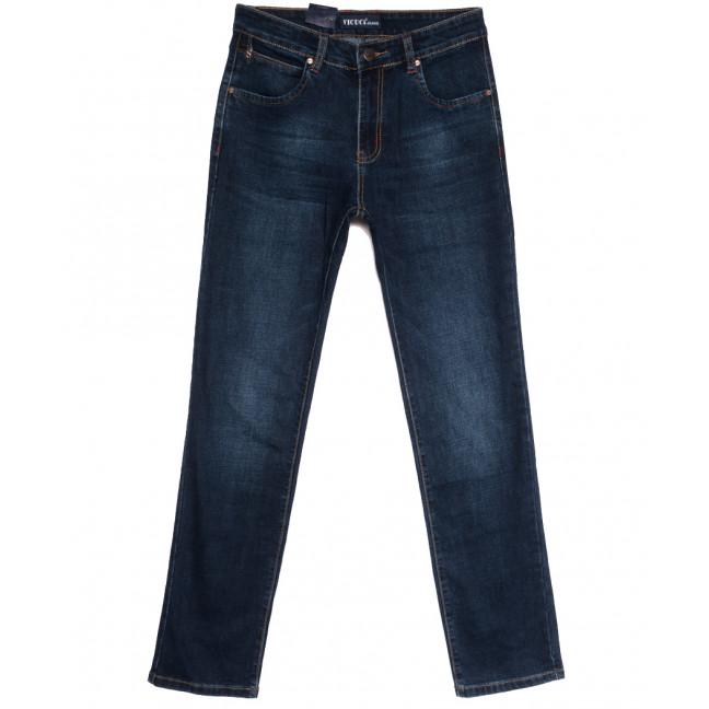 0509 Vicucs джинсы мужские синие осенние стрейчевые (30-38, 8 ед.) Vicucs: артикул 1112715