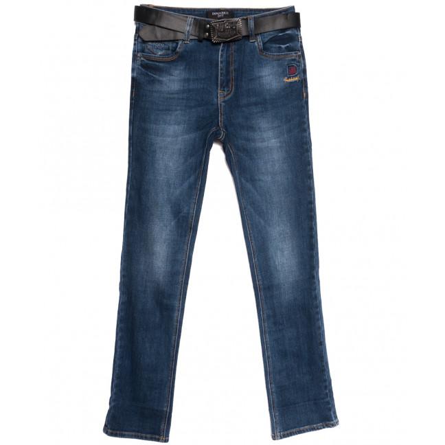 9322 Dimarkis Day джинсы женские полубатальные синие осенние стрейчевые (29-34, 6 ед.) Dimarkis Day: артикул 1112286