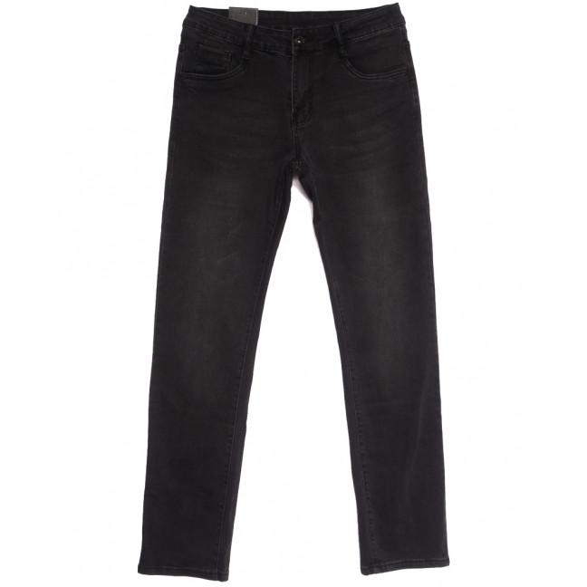 20010-2 M.Sara джинсы мужские темно-серые осенние стрейчевые (31-42, 6 ед.) M.Sara: артикул 1112593