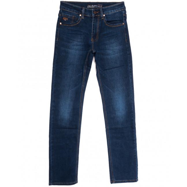 66028 Pr.Minos джинсы мужские синие осенние стрейчевые (29-38, 8 ед.) Pr.Minos: артикул 1112475
