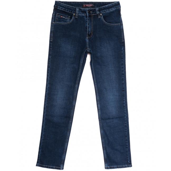 91093 Vifooss джинсы мужские синие осенние стрейчевые (30-40, 8 ед.) Vifooss: артикул 1112864