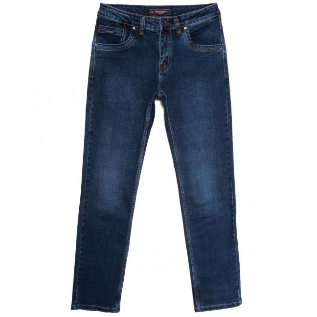91095 Vifooss джинсы мужские синие осенние стрейчевые (30-40, 8 ед.) Vifooss: артикул 1112869