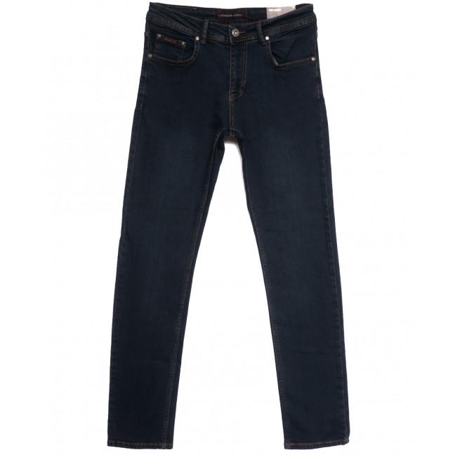 0180 Redmoon джинсы мужские темно-синие осенние стрейчевые (31-38, 6 ед.) REDMOON: артикул 1112331