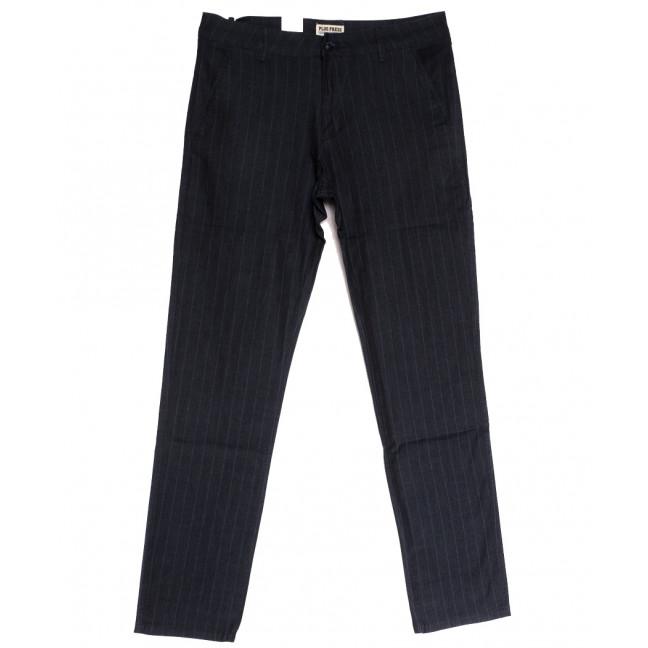 8102 Plus Press брюки мужские темно-серые осенние коттоновые (31-38, 8 ед.) Plus Press: артикул 1112806