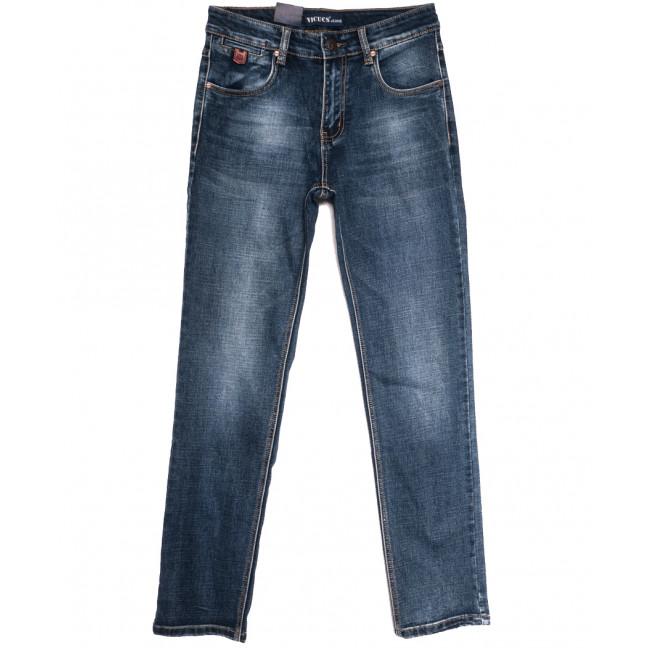 0503-3 Vicucs джинсы мужские синие осенние стрейчевые (29-38, 8 ед.) Vicucs: артикул 1112705