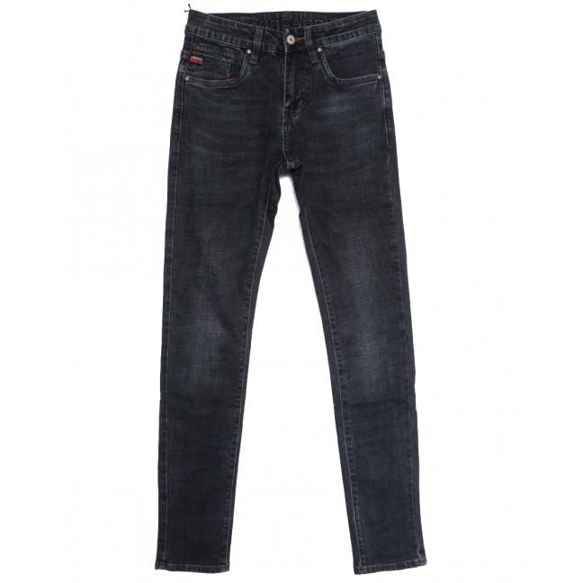 0902 Virsacc джинсы мужские молодежные серые осенние стрейчевые (27-34, 8 ед.) Virsacc: артикул 1112640