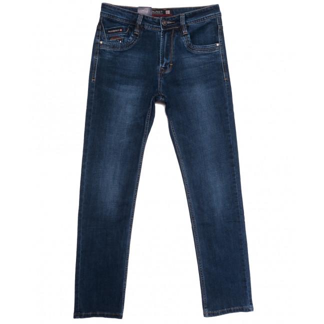 9462 Baron джинсы мужские синие осенние стрейчевые (29-38, 8 ед.) Baron: артикул 1112530