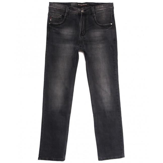 9530 Baron джинсы мужские батальные серые осенние стрейчевые (34-38, 8 ед.) Baron: артикул 1112558