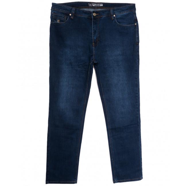 6188 Bagrbo джинсы мужские полубатальные синие осенние стрейчевые (32-42, 8 ед.) Bagrbo: артикул 1113026