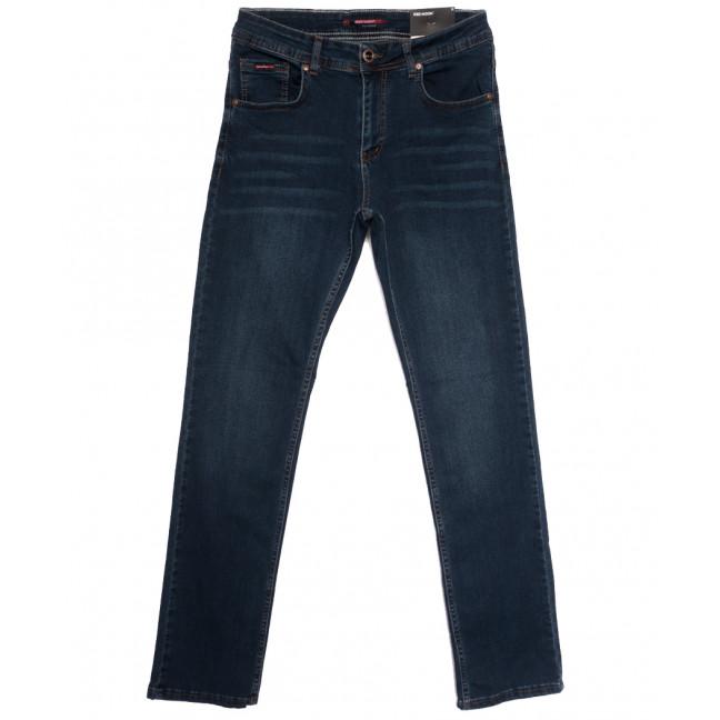 0710 Redmoon джинсы мужские синие осенние стрейчевые (31-38, 6 ед.) REDMOON: артикул 1112333