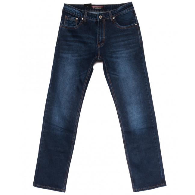 9005 Atwolves джинсы мужские синие осенние стрейчевые (29-38, 8 ед.) Atwolves: артикул 1112721