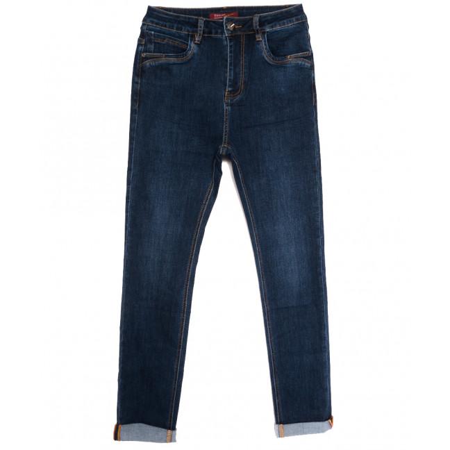 8536 Vanver джинсы женские батальные синие осенние стрейчевые (31-38, 6 ед.) Vanver: артикул 1112894