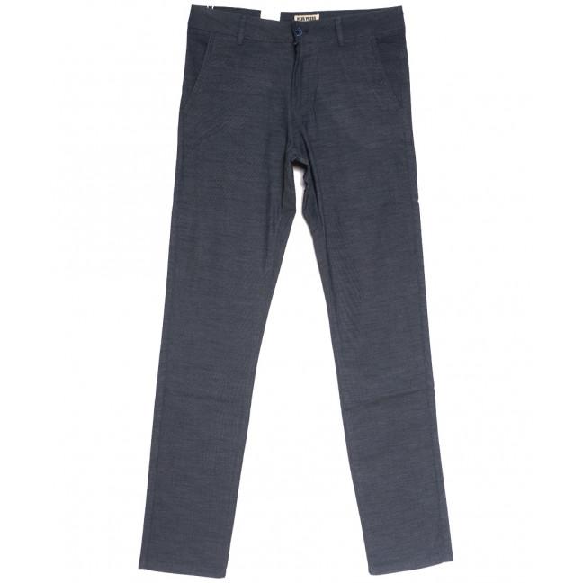 0872 Plus Press брюки мужские серые осенние коттоновые (30-38, 8 ед.) Plus Press: артикул 1112804