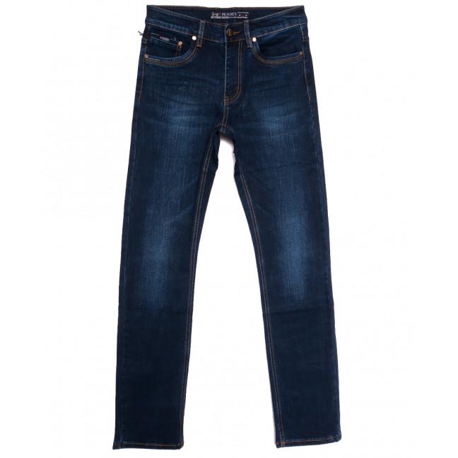 66015 Pr.Minos джинсы мужские синие осенние стрейчевые (29-38, 8 ед.) Pr.Minos: артикул 1112840