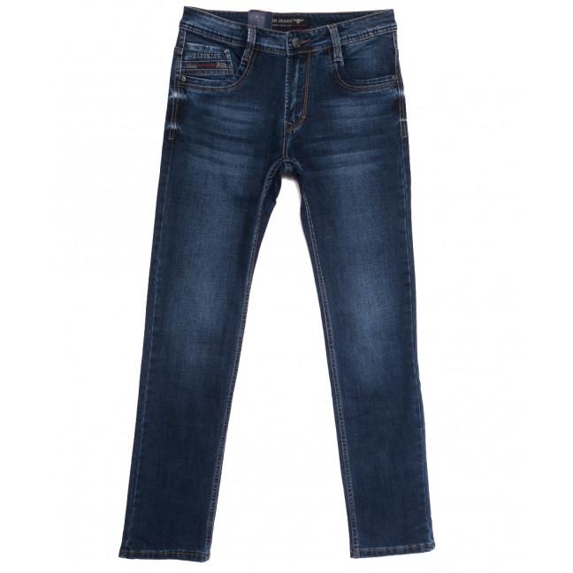 9521 Baron джинсы мужские полубатальные синие осенние стрейчевые (32-38, 8 ед.) Baron: артикул 1112517