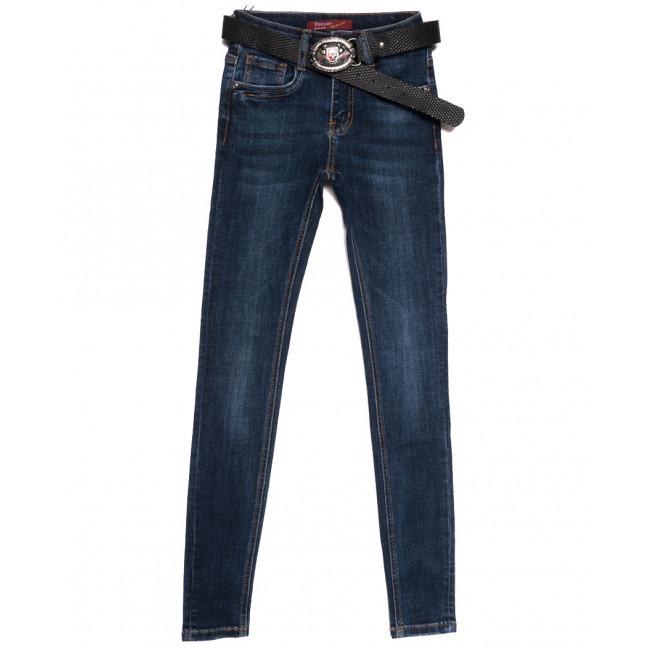 8523 Vanver джинсы женские синие осенние стрейчевые (25-30, 6 ед.) Vanver: артикул 1112888