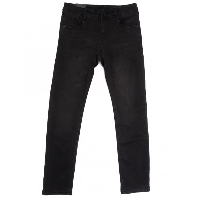 20007-2 Viman джинсы мужские темно-серые осенние стрейчевые (31-38, 6 ед.) Viman: артикул 1112597