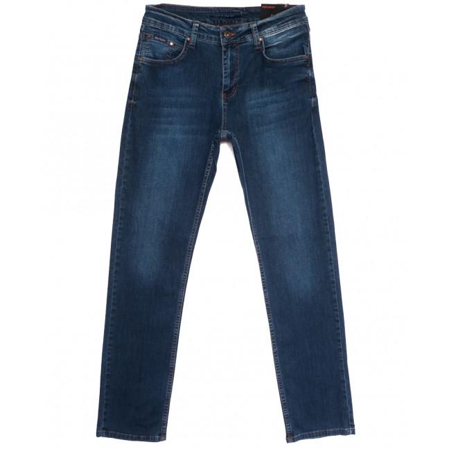 0347 Redmoon джинсы мужские полубатальные синие осенние стрейчевые (32-40, 6 ед.) REDMOON: артикул 1112339