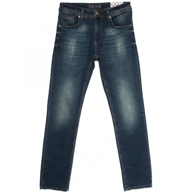 0730 Redmoon джинсы мужские синие осенние стрейчевые (31-38, 6 ед.) REDMOON: артикул 1112334