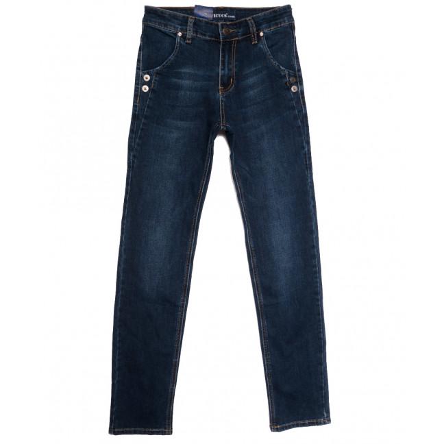 0502-1 Vicucs джинсы мужские молодежные синие осенние стрейчевые (27-33, 7 ед.) Vicucs: артикул 1112703