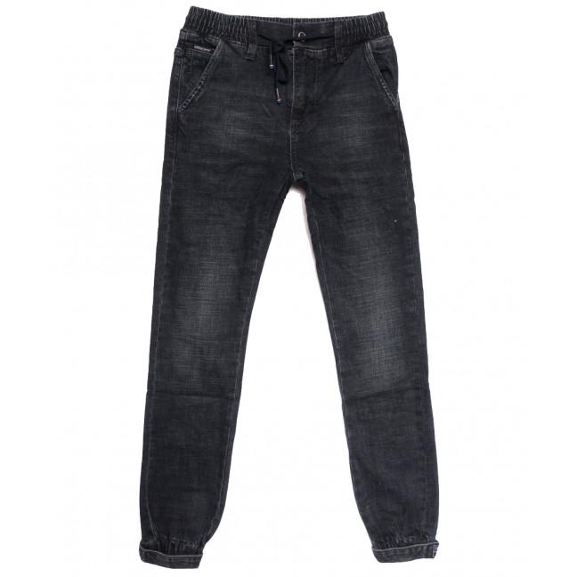 9209 Dsqaatard джинсы мужские молодежные на резинке серые осенние стрейчевые (27-34, 8 ед) Dsqatard: артикул 1112636