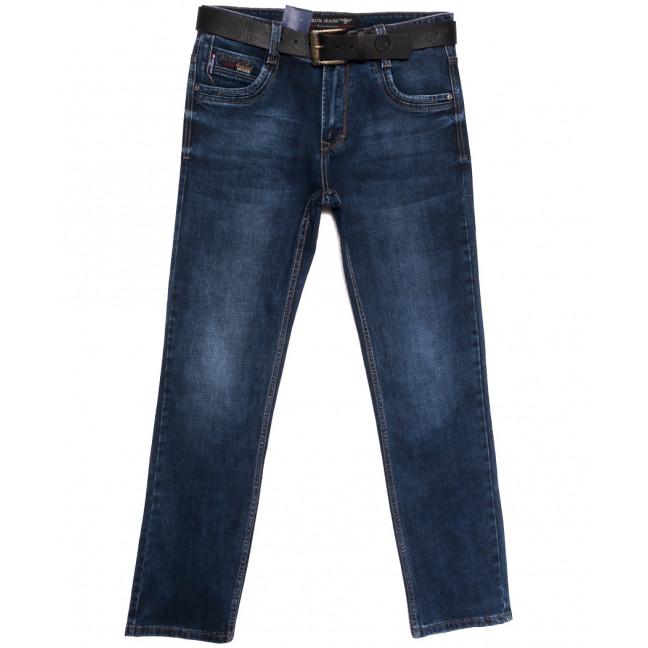 9520 Baron джинсы мужские батальные с синие осенние стрейчевые (34-38, 8 ед.) Baron: артикул 1112552