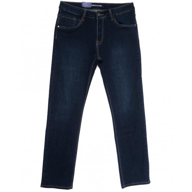 20046-2 Viman джинсы мужские полубатальные синие осенние стрейчевые (33-41, 6 ед.) Viman: артикул 1112582