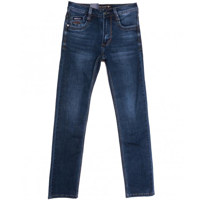 9516 Baron джинсы мужские синие осенние стрейчевые (29-38, 8 ед.) Baron: артикул 1112555