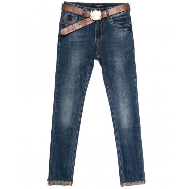 9321 Dimarkis Day джинсы женские синие осенние стрейчевые (27-32, 6 ед.) Dimarkis Day: артикул 1112284