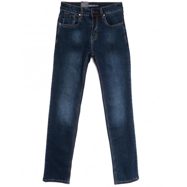 0505-1 Vicucs джинсы мужские синие осенние стрейчевые (29-38, 8 ед.) Vicucs: артикул 1112698