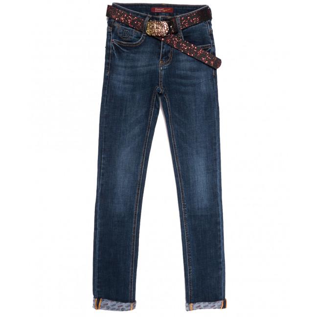 8530 Vanver джинсы женские синие осенние стрейчевые (25-30, 6 ед.) Vanver: артикул 1112887
