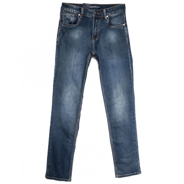 0505-3 Vicucs джинсы мужские синие осенние стрейчевые (29-38, 8 ед.) Vicucs: артикул 1112718